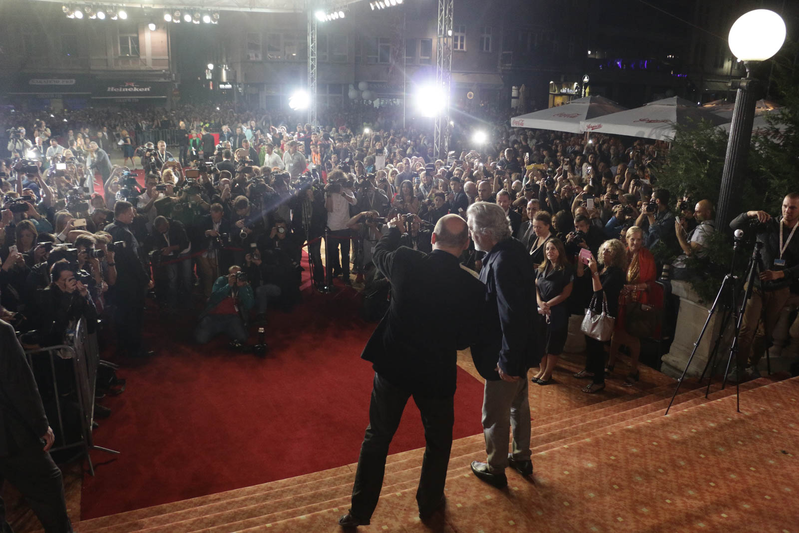 Robert De Niro Sarajevo Film Festival The twenty second Sarajevo Film Festival sff crveni tepih 12082016 MZ 39