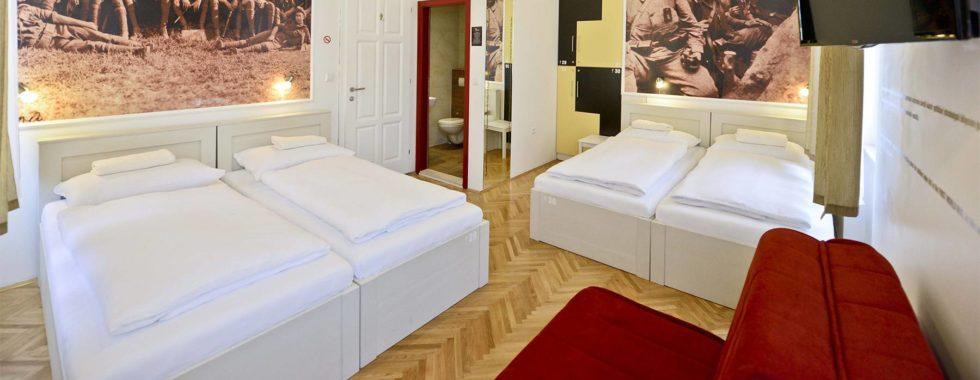 Sarajevo Hostel Franz Ferdinand sarajevo hostel How to find us slider 1