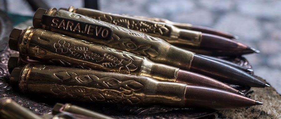 sarajevo First Impression of Sarajevo bullet