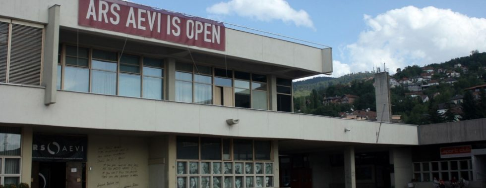 ARS AEVI ars aevi is open