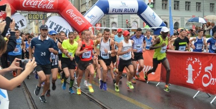 sarajevo half marathon 2017 Sarajevo Half Marathon: A real Bosnian Race with Delight tr  anje