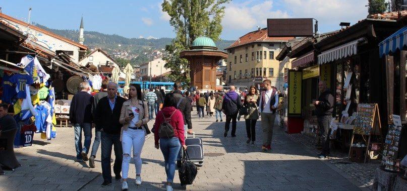 Oh Sarajevo  – Flirting with the globe part I sarajevo1