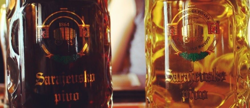 Oh Sarajevo  – Flirting with the globe part I sarajevsko pivo