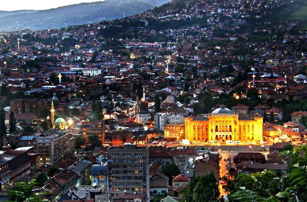 Valentine's Day in Sarajevo Valentines Day in Sarajevo