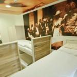 Franz Ferdinand room